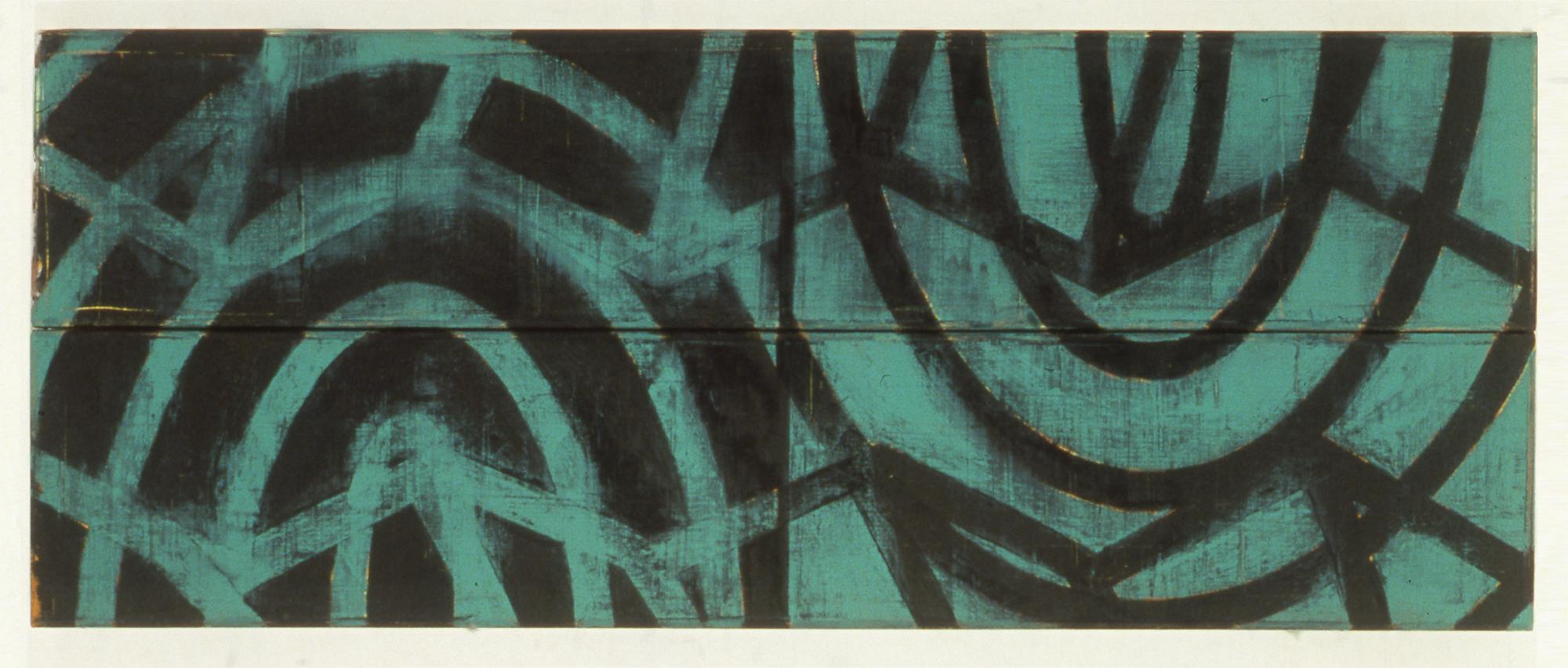 David Row - Vert De Grece