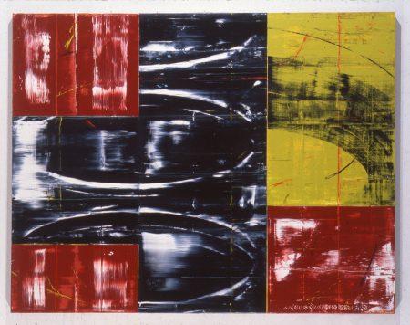 David Row - On the Threshold